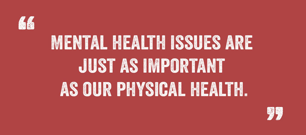 Mental Health and Physical Health